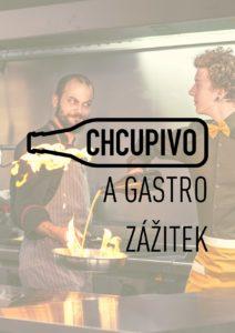 CHCUpivo a gastrozážitek – Akvárna, Brno